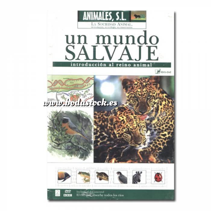 Imagen Animales S.L. DVD Animales S.L. - Un mundo salvaje (Ultimas Unidades)