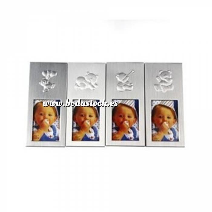 Imagen Marcos y decoración Marco de Fotos Metal Baby