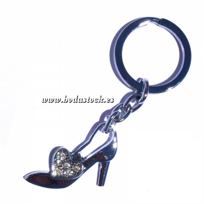 Imagen Prácticos mujer Llavero zapato