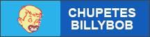 CHUPETES BILLY BOB divertidos y graciosos. Chupetes de dientes.