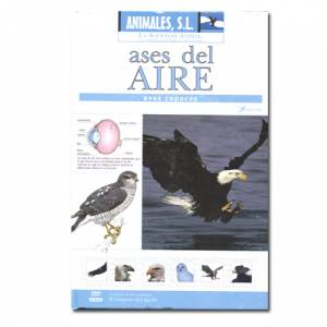 Animales S.L. - DVD Animales S.L. - Ases del aire, aves rapaces (Últimas Unidades)