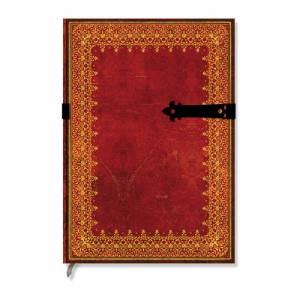 Imagen Medieval Libro de Firmas HOJA DE ORO Grande