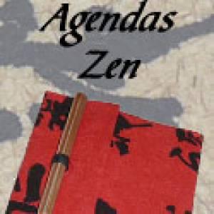 Imagen Prácticos mujer Agenda Zen Jap
