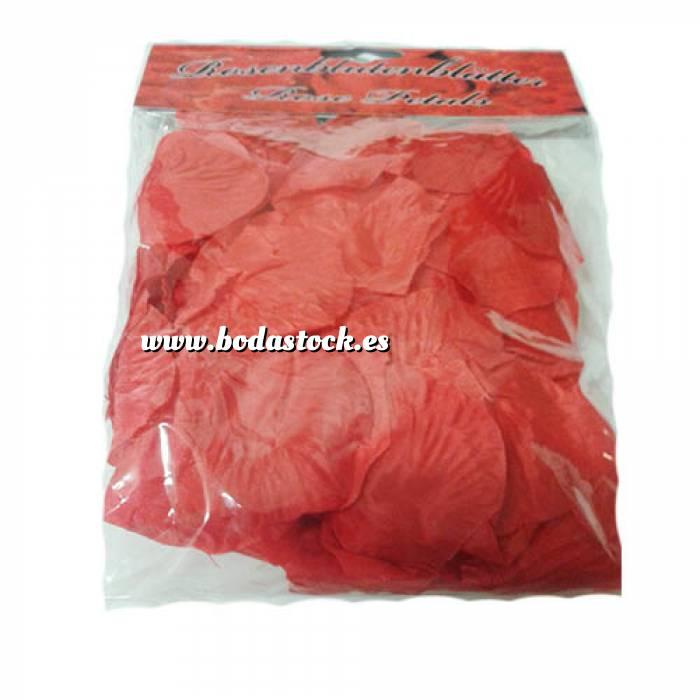 Imagen Pétalos petalos rojos bolsa 120 uds