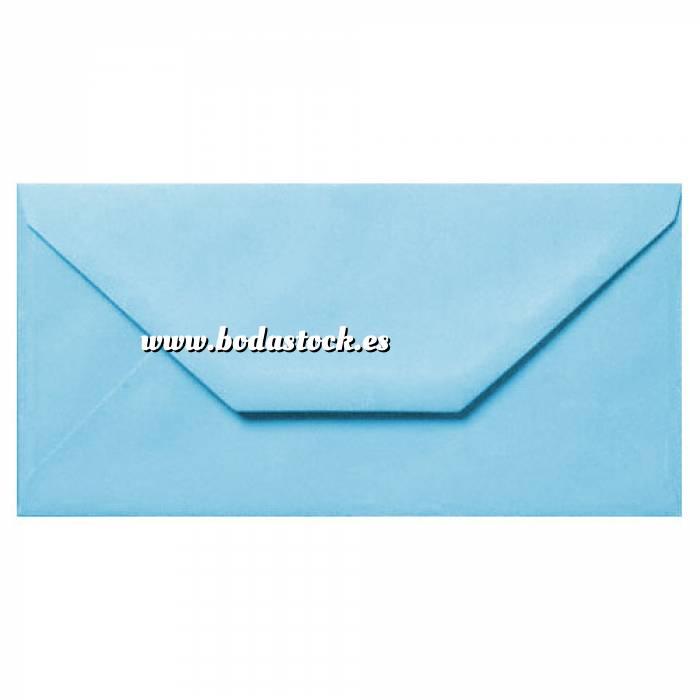 Imagen Sobre Americano DL 110x220 Sobre Celeste DL (Azul Pastel)