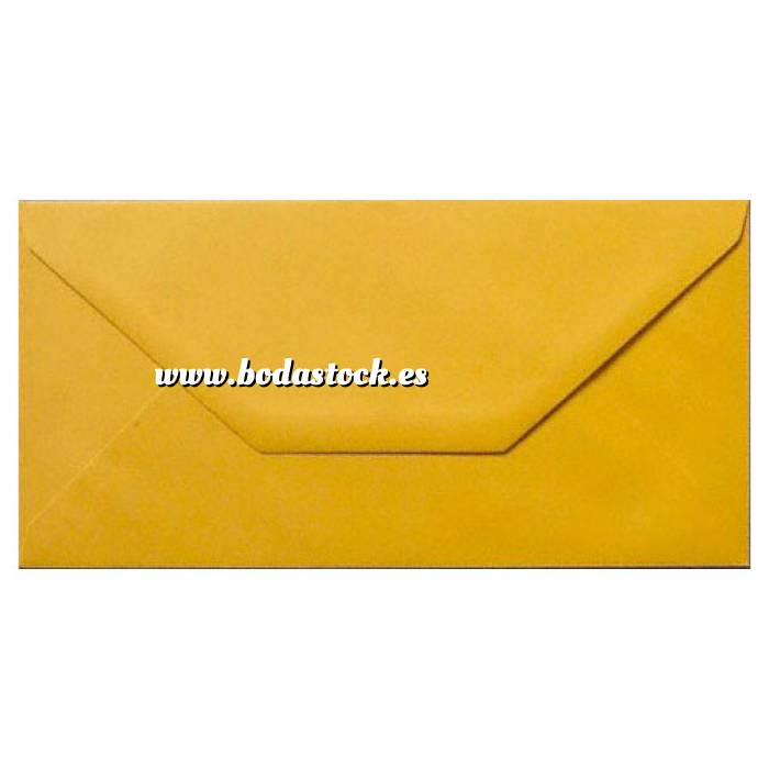 Imagen Sobre Americano DL 110x220 Sobre naranja suave DL