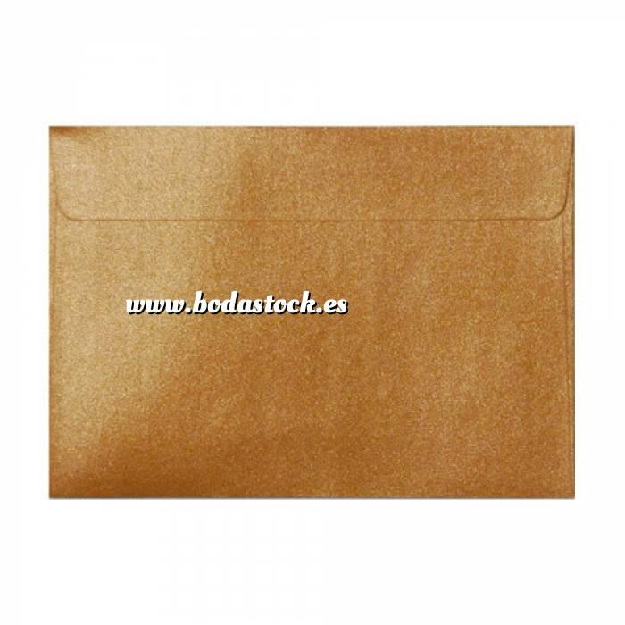 Imagen Sobres C5 - 160x220 Sobre Perlado Cobre c5