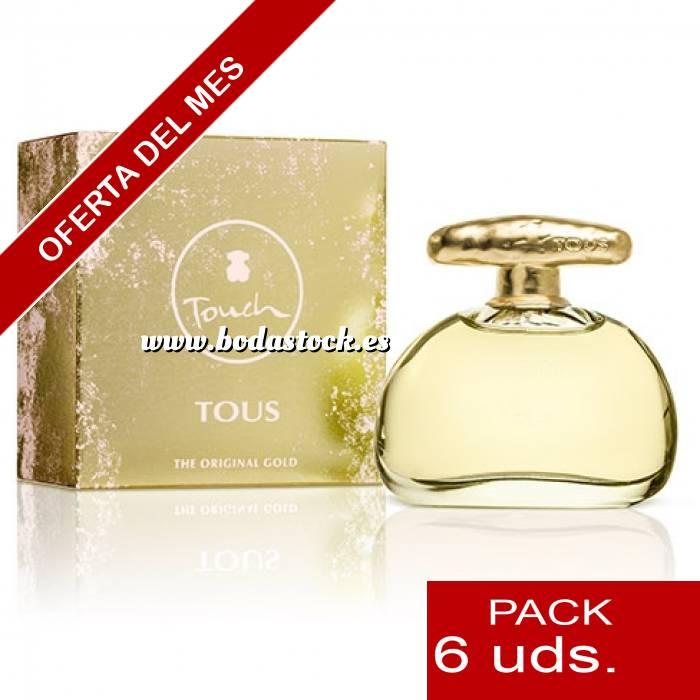 Imagen -Tous Mujer Tous Touch GOLD 4 ml by Tous PACK 6 UNIDADES (Últimas Unidades) (duplicado)
