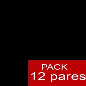 Imagen Alta Calidad Sandalias Style NEGRO - Caja de 12 pares (Ref.: Negro 15C0749) (Últimas Unidades)