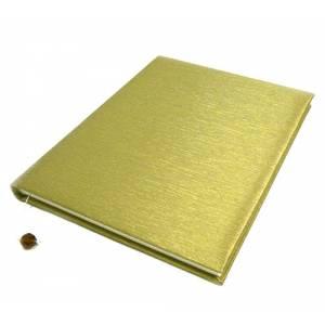 Imagen Brillante Libro de firmas Gala ORO