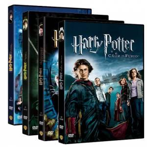 Colecciones CD/DVD_Harry Potter