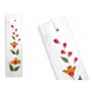 Prácticos mujer - Marcapaginas con flores naturales (Últimas Unidades)