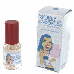 -Mini Perfumes Mujer - Fragancia Dulce Eau de toilette - Nube de Algodón 20ml. (Últimas Unidades)
