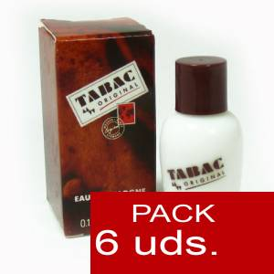 .PACKS PARA BODAS - Tabac Original by Mäurer and Wirtz 4ml. PACK 6 UNIDADES (Últimas Unidades)